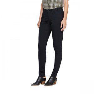 NWT Universal Thread Skinny Jeans 12 SHORT Black